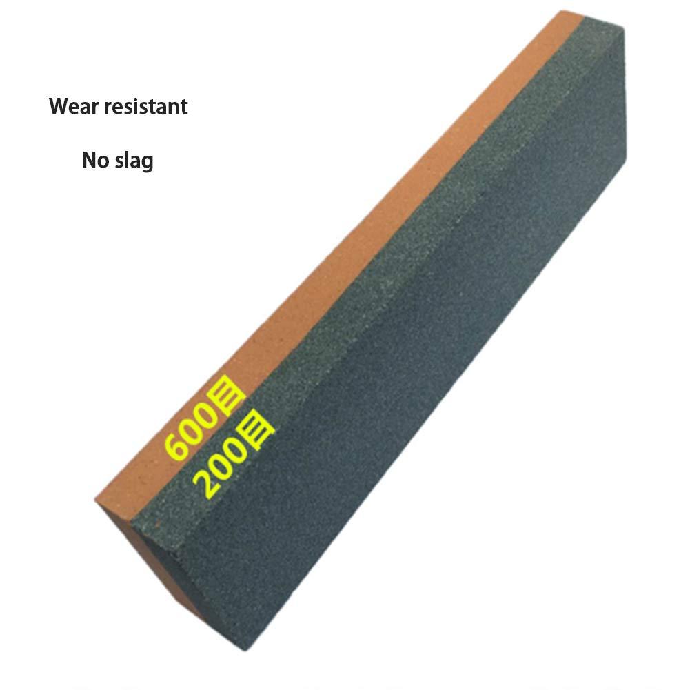 DORALO Messersch/ärfstein Scheren Waterstone f/ür K/üchenmesser 200 * 50 * 25mm Schleifstein 2 Seitenkorn 200//600 Carving- und Gartenger/äte
