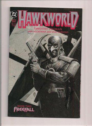 Hawkworld *Book Two *Freefall (DC Comics)