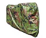 Koson-Man Camouflage Waterproof Dustproof Bicycle Cover