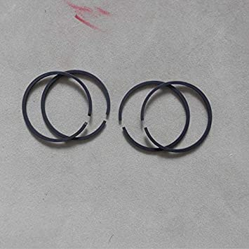 Lawn Mower Replacement Parts Type: 100Pcs X Rings Piston Ring for ...