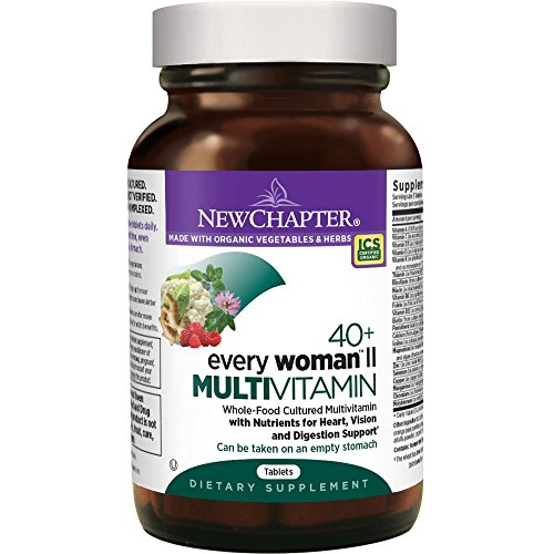 New Chapter Every Woman II 40+, Women's  - Chaste Tree Berry Benefits Shopping Results