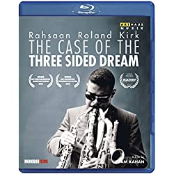 The Case of the Three Sided Dream [Blu-ray]
