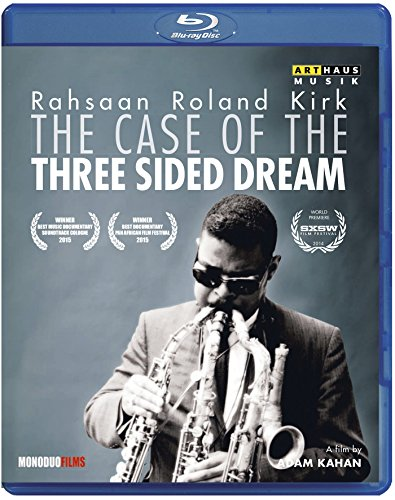 Case of the Three Sided Dream (Blu-ray)