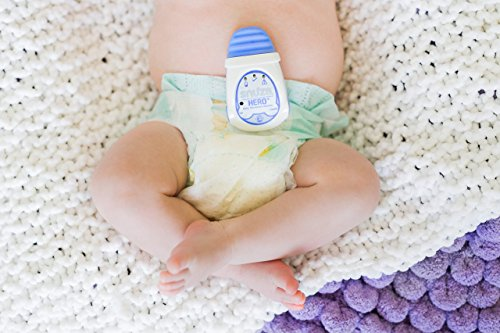Snuza Hero (SE) Baby Movement Monitor (Certified Refurbished)