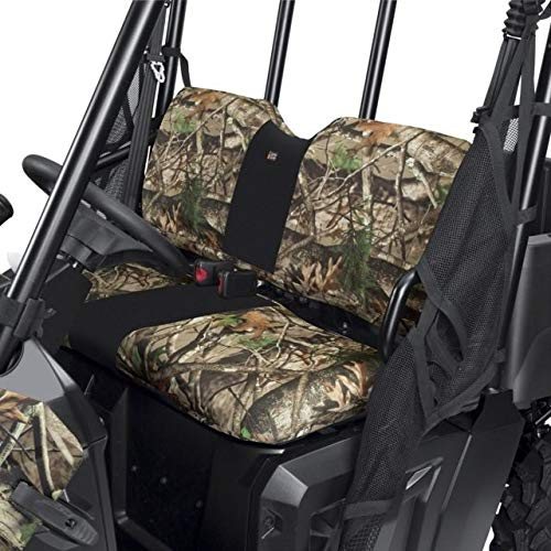 Classic Accessories UTV Bench Seat Cover Polaris Ranger Mid-Size, Camo, 18-141-016003-00 ()