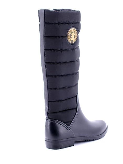 3a8cabc2633 Bota De Agua Coronel Tapiocca De Goma Negro 41 Negro: Amazon.es: Zapatos y  complementos