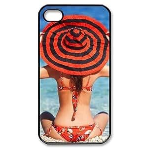 ALICASE Diy Customized hard Case Bikini For Samsung Galaxy S3 I9300 Case Cover [Pattern-1]