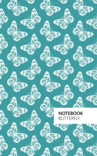 Butterfly Lined Notebook