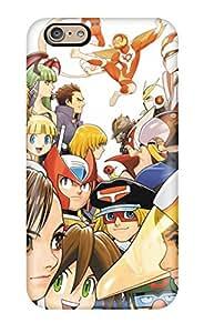 Hot 2229015K71360045 New Tpu Hard Case Premium Iphone 6 Skin Case Cover(tatsunoko Vs Capcom)