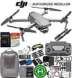 "DJI Mavic 2 Pro Drone Quadcopter with Hasselblad Camera 1"" CMOS Sensor 1-Battery 64GB Ultimate Bundle"