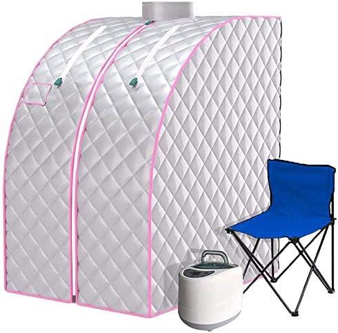 MEARTEVE Portable Steam Sauna Spa