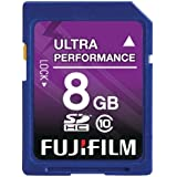 Fujifilm 8 GB SDHC Class 10 Flash Memory Card