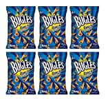 BUGLES RANCH NATURALLY FLAVORED 3 oz / 85 g (6 in a Box) Crispy Corn Snacks