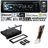 CAR CD STEREO RECEIVER DASH INSTALL MOUNTING KIT WIRE HARNESS FORD LINCOLN MERCURY 1998 - 2011