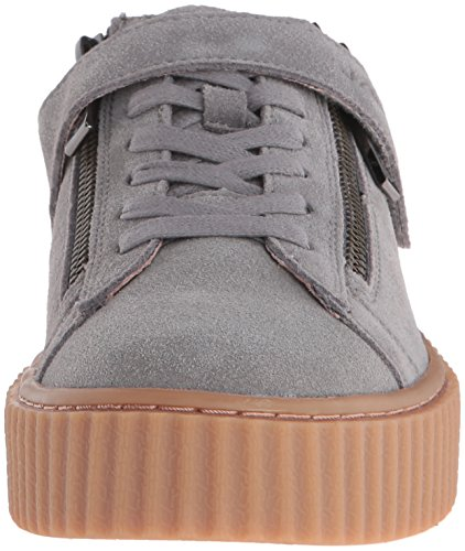 JSlides Grey Fashion Women's Sneaker Papper IPqrxAI