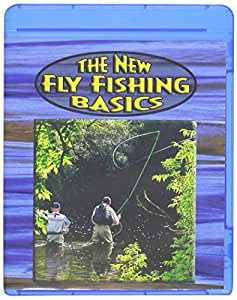 The New Fly Fishing Basics [Blu-ray]