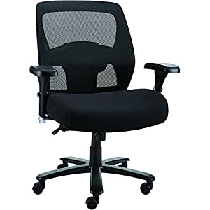 Amazon Com Staples Driscott Mesh Big And Tall Chair
