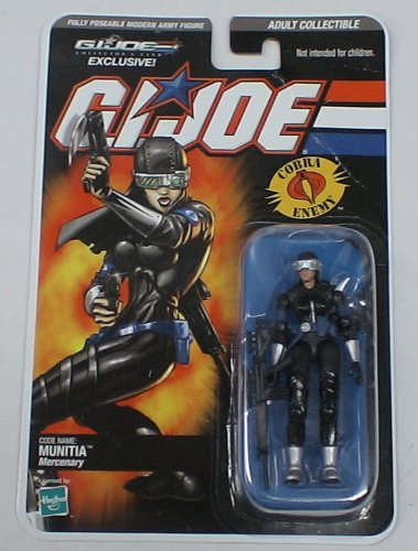 2008 GI JOE FAN CLUB EXCLUSIVE MUNITIA ()