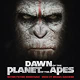 DAWN OF THE PLANET OF THE APES - SOUNDTRACK : 180-GRAM (2LP SET)
