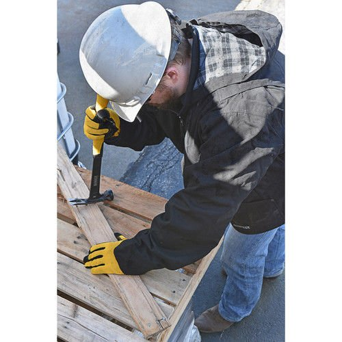 DEWALT DCHJ076D1-XL Heavy Duty Heated Work Jacket, X-Large, Black by DEWALT (Image #2)
