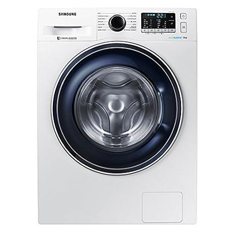 Samsung WW90J5455FW Independiente Carga frontal 9kg 1400RPM A+++ ...