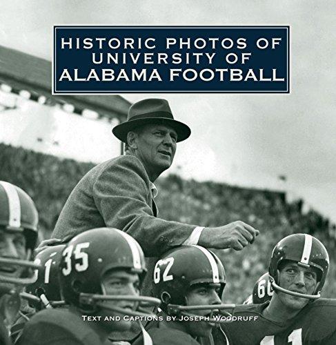 Historic Photos of University of Alabama Football -