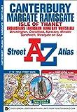 Canterbury, Margate, Ramsgate & Whitstable Street Atlas