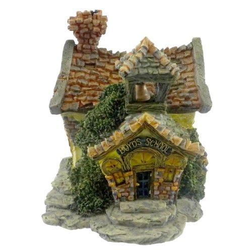 Boyds Bear Bearly Built Villages Bearly A. School Boyds Town (Boyds Bear Treasure Box)