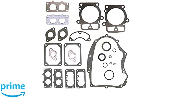 labwork-parts Engine Gasket Set for Briggs Stratton 446777 44677A 446977 44H777 446877 Tractor