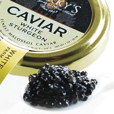 American White Sturgeon Caviar - 0.5 Oz