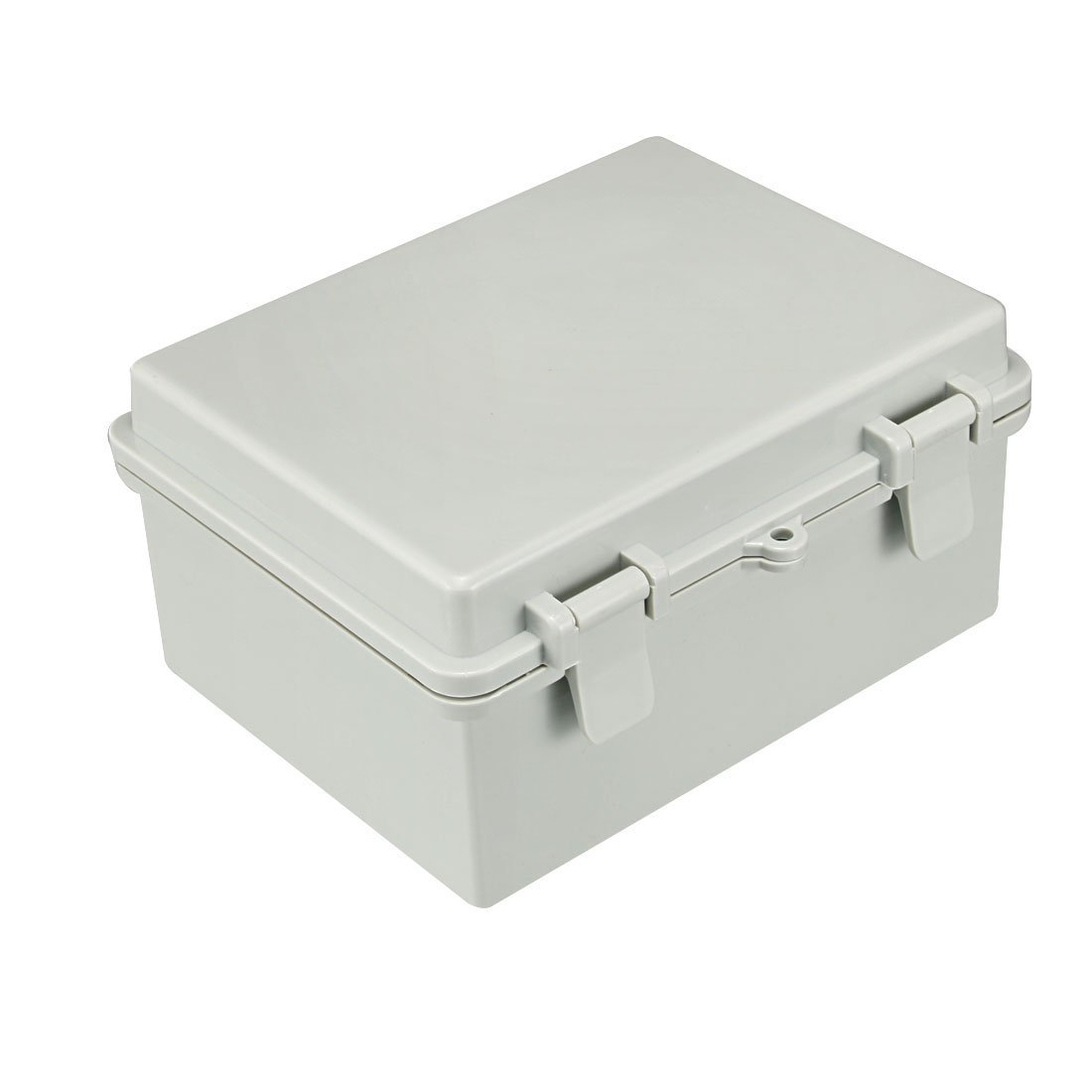 uxcell 223 x 173 x 110mm Electronic Plastic DIY Junction Box Enclosure Case Gray