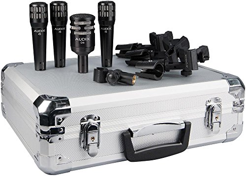 Audix DP4 Microphone Pack