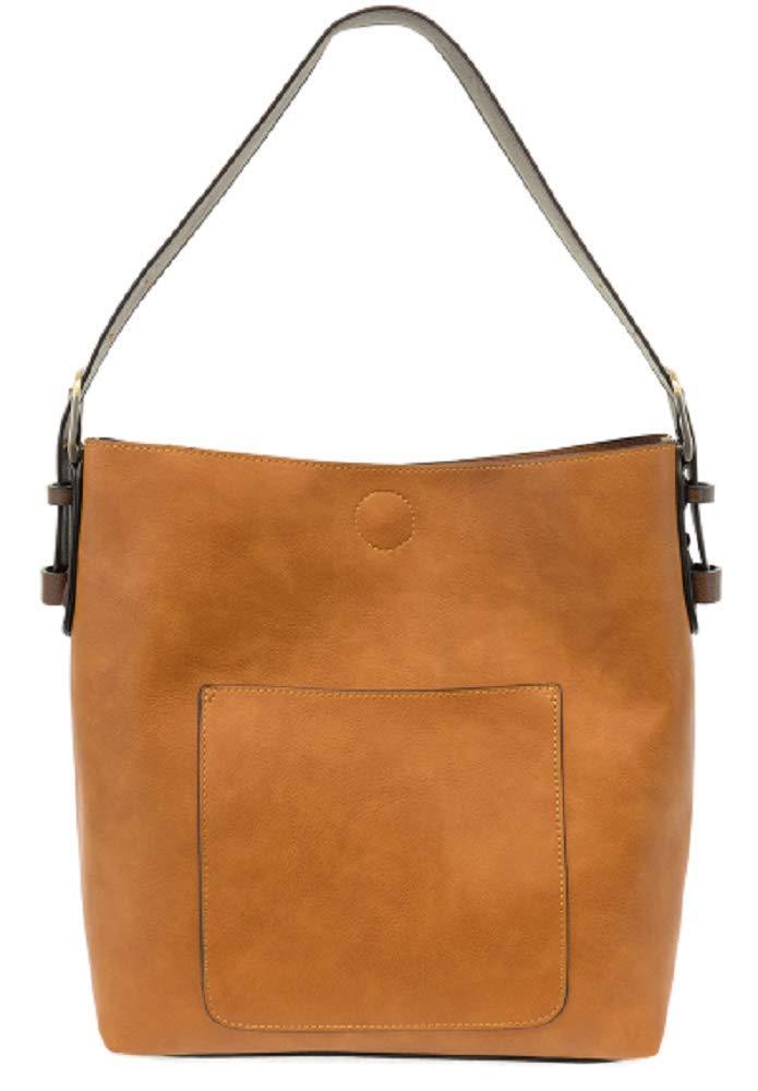 Joy Susan Classic Hobo Handbag (Honey Coffee Handle)