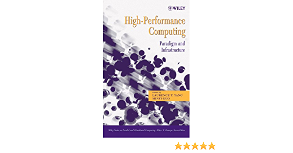 high-performance computing paradigm and infrastructure investment