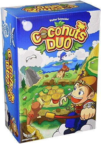 Coconuts Duo Dexterity Game