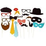 Doiy - Photobooth party, accesorios para fiestas (DYBOOTHPA)