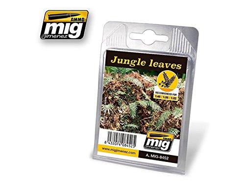 AmmoのMig Jimenez Jungle Leaves A mig8452   B019KOHO3C