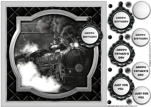 The Train by Nadege Burness