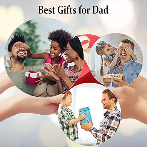 Unique Birthday Gifts for Dad,TekHome Multi Tool for Men,Useful Fathers Day Gift Ideas for Dady Husband Papa from Son…