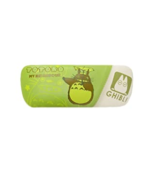 Amazon.com: Totoro: anteojos Carcasa rígida verde Ghibli ...
