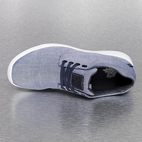 K1X Dressup Lightweight Grey Denim Blau