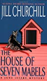 The House of Seven Mabels by Jill Churchill front cover