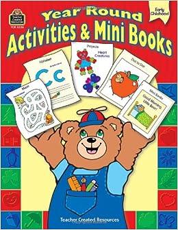 Year Round Activities & Mini Books: Sarah Beatty