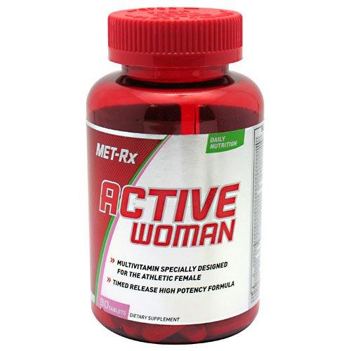 MET-Rx Active Woman Multivitamin, 90 count