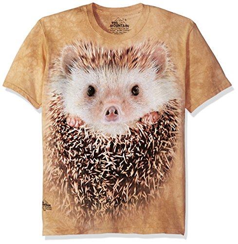 The Mountain Kids Big Face Hedgehog T-Shirt