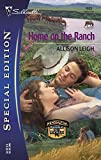 img - for Home on the Ranch (Silhouette Special Edition No. 1633) (Men of the Double 'C' Ranch) book / textbook / text book