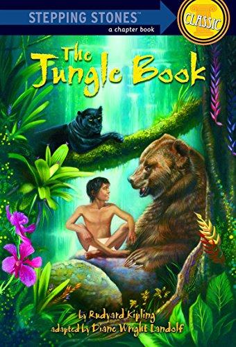 The Jungle Book (A Stepping Stone Book(TM))