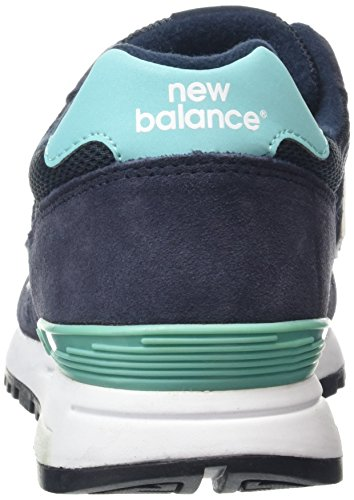 565 Running Navy New de Multicolor Mujer Mint para Zapatillas Balance pvAwxqS