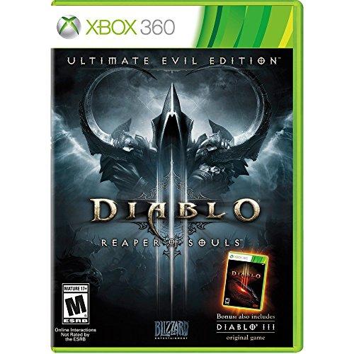 Diablo III: Ultimate Evil Edition (Renewed)