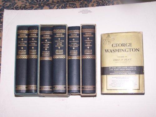 George Washington by Douglas Southall Freeman
